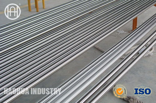 ASTM A789 UNS 32520 Duplex Stainless Steel Pipe Brighting Annealing