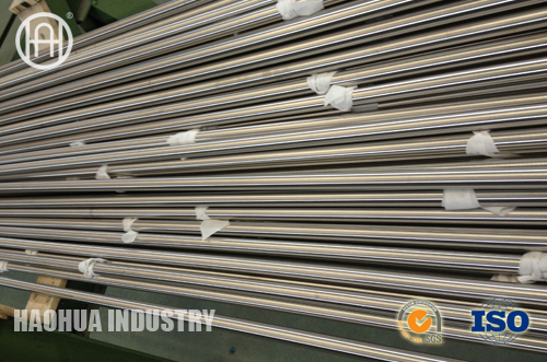 ASTMA 268 Bright Annealing Stainless Steel Tubes