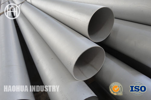 ASTMA 312 TP317L length 20M Stainless steel pipes Packing