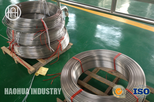 Stainless coils tubing Seamless with 120Meters/coil