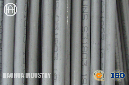 ASTM A789 UNS32950 Duplex Stainless Steel Pipe