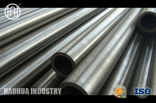 ASTM A789 UNS 32550 Duplex Stainless Steel Pipe Brighting Annealing