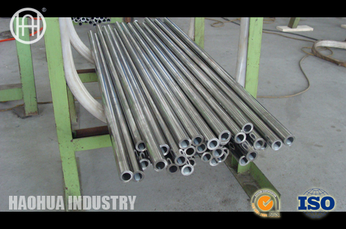 ASTM A789 UNS 31803 Duplex Stainless Steel Pipe Brighting Annealing